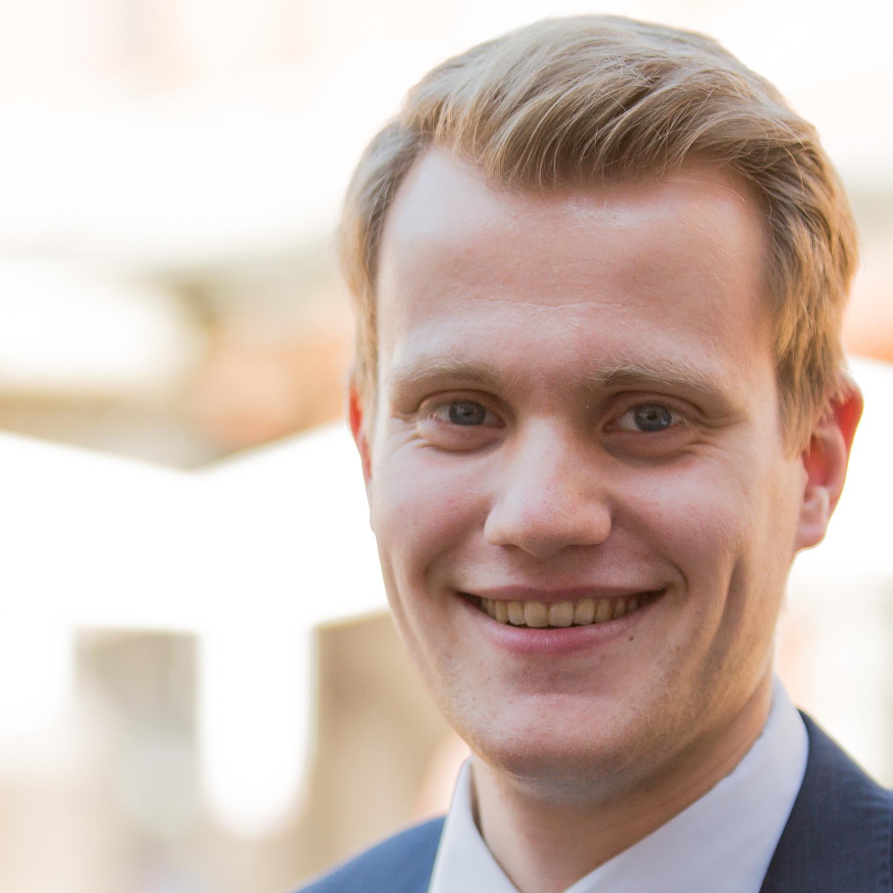 Nicolai Beerheide | Studentischer Berater