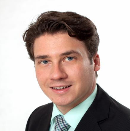 Arne Müller | Ressortleiter Personal
