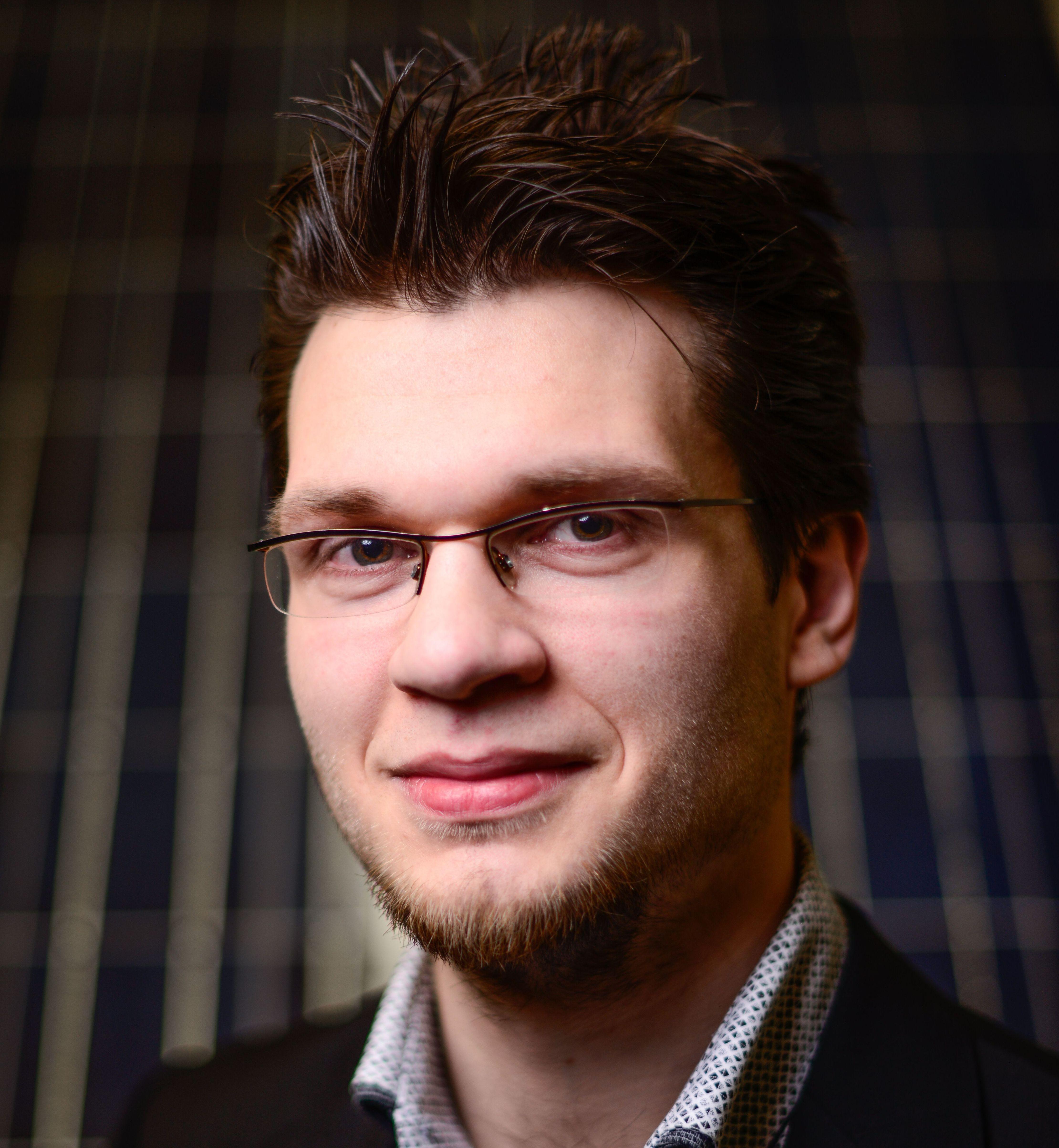 Fabian Geßner | Studentischer Berater